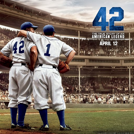 42 the film about Jackie Robinson Photo One