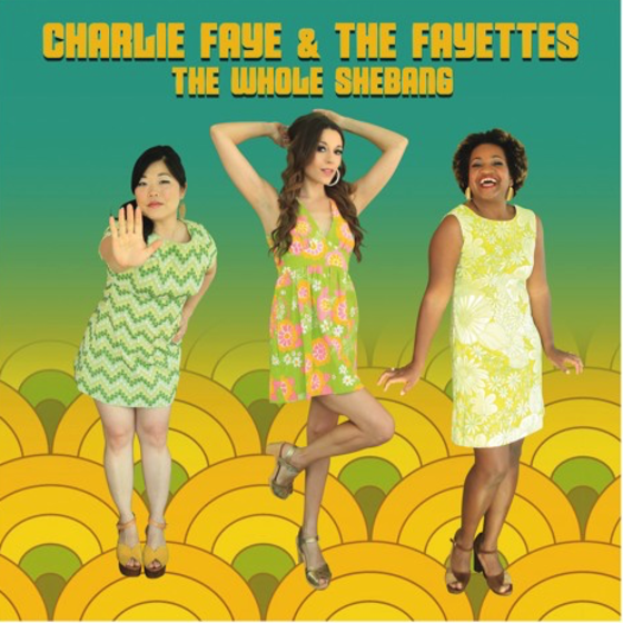 Charlie Faye and The Fayettes Photo Five