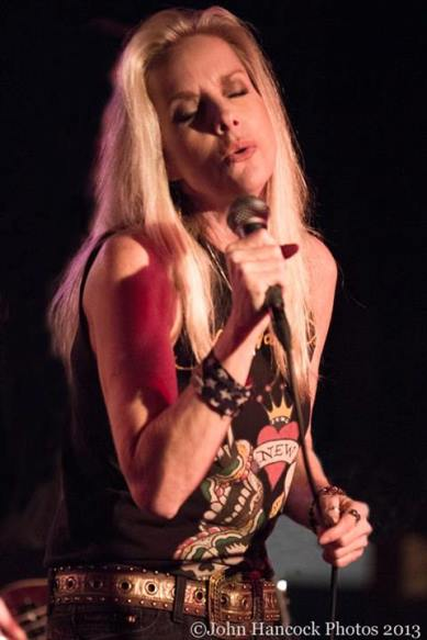 Cherie Currie Photo by John Hancock copyright 2014