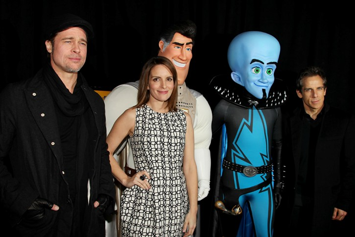Megamind film review photo