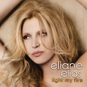 Eliane Elias Light my fire cover