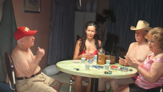 Wife Strip Poker Stories