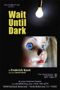 a review of wait until dark Ryan and bela review the first cinemaholic classic, wait until dark.